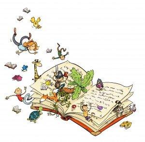 Festi-livres de la jeunesse Sarras 13 mai 2012 Affiche-salon-copie-2-300x293